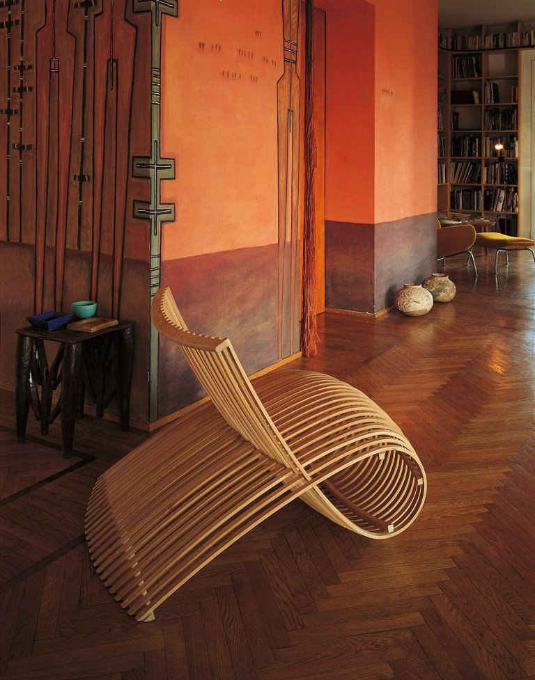 Wooden Chair fotel
