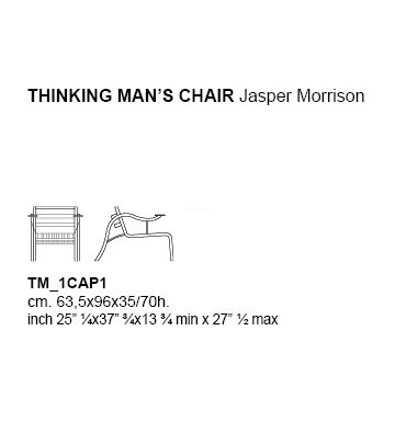 Thinking Man's Chair fotel